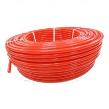 Труба сшитый полиэтилен HeatUp 20х2.2 красная бухта 200 метров